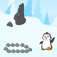 Free online flash games - Mousecity Escape The South Pole