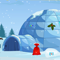 Free online flash games - Winter House Escape Games4Escape