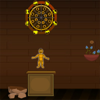 Free online flash games - Games4Escape Halloween Party House Escape 12