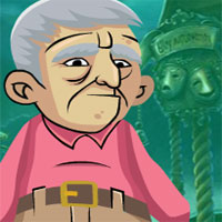 Free online flash games - G4k Geriatric Man Rescue
