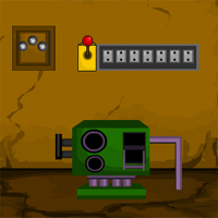 Free online flash games - Games4Escape Halloween Party House Escape 14