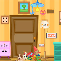 Free online flash games - GFG Toy Room Escape