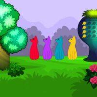 Free online html5 escape games - 8b Ferdinand The Bull Escape