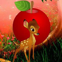 Free online html5 escape games - Save The Jungle Deer HTML5