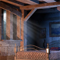 Free online flash games - 365Escape Old Wooden Cottage