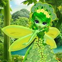 Free online flash games - Games2rule Vegetable World Fairy Rescue