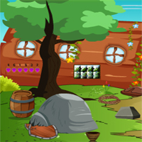 Free online flash games - Escape From Fantasy World Level 19