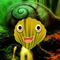Free online html5 escape games - Glacier Snail Forest Escape HTML5