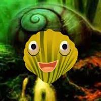 Free online html5 escape games - Glacier Snail Forest Escape HTML5