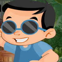 Free online flash games - G4K Blind Boy Rescue Escape