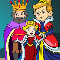 Free online flash games - G2J King Family Rescue