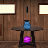 Free online flash games - G2J Smart Woody Room Escape
