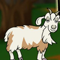 Free online flash games - G2J Mountain Goat Escape