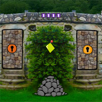 Free online flash games - Games2Jolly Stone Age King Escape