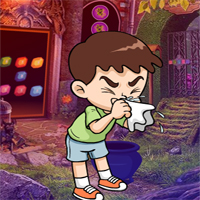 Free online flash games - G4K Chill Boy Escape