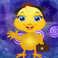Free online flash games - G4K Migrant Chicken Escape