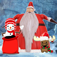 Free online flash games - Amazing Christmas Journey Escape