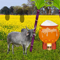 Free online flash games - Tamil Traditional Village Escape