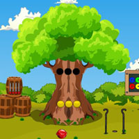 Free online flash games - G2J Baby Toucan Escape