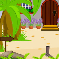 Free online flash games - AVM Escape Rock Beach