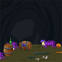 Free online flash games - Top10 Escape from Halloween tunnel