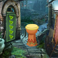 Free online flash games - Games4King Water Gun Boy Escape