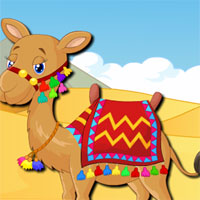 Free online flash games - Avm Rescue Camel From Desert Forest