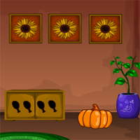 Free online flash games - Thanksgiving Turkey Escape games4escape
