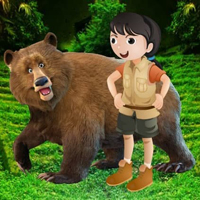 Free online html5 escape games - Buddy Save The Bear HTML5