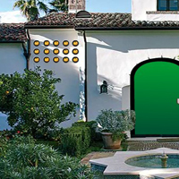 Free online flash games - Classic Backyard House Escape