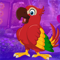 Free online flash games - G4K Lovable Parrot Escape