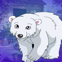Free online flash games - G4K Pacific Polar Bear Escape