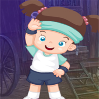 Free online flash games - G4K Elated Girl Escape