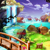 Free online flash games - Escape From Fantasy World Level 20