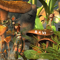 Free online html5 escape games - Little Fantasy World