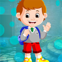 Free online flash games - G4K School Child Escape