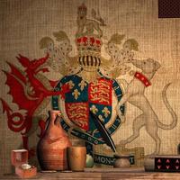 Free online html5 escape games - Castle Tour