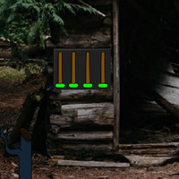 Free online flash games - G2J Find The Map From Forest