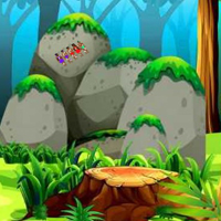 Free online flash games - G2M Rescue The Monkey