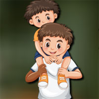 Free online flash games - Avm Father And Son Escape